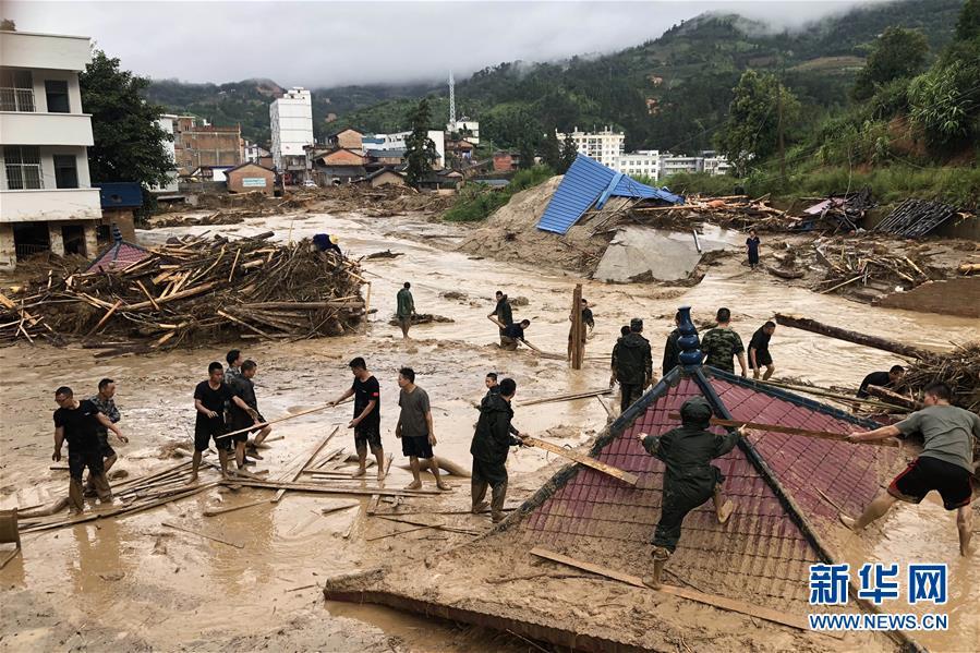 云南省麻栗坡县洪涝灾害最新情况