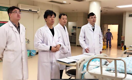德才兼备的好医生 记山东省立医院东院心外科主任李德才