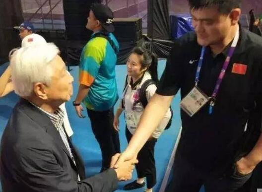 非要和巨人掰手腕?姚明回应韩国男篮 运气一般留给做好准备的人