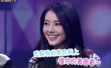 素颜美女!网友偶遇高圆圆 探班赵又廷十分贴心惹人爱