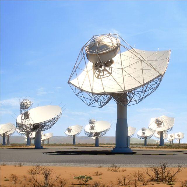 中国科学家:提速与南非合作,推动SKA望远镜获得更丰硕成果