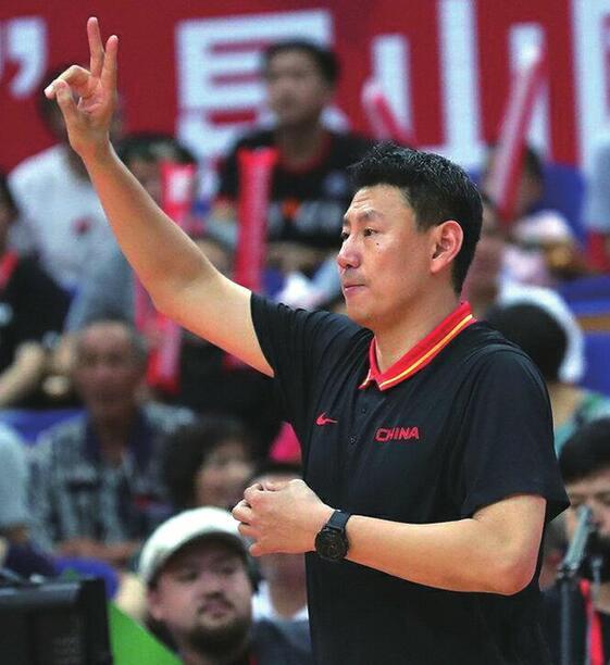 两支国家队即将合并 中国男篮主帅呼之欲出