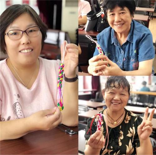 传习千载文化精华,济南民俗艺术家走进大明湖县西巷新时代文明实践站