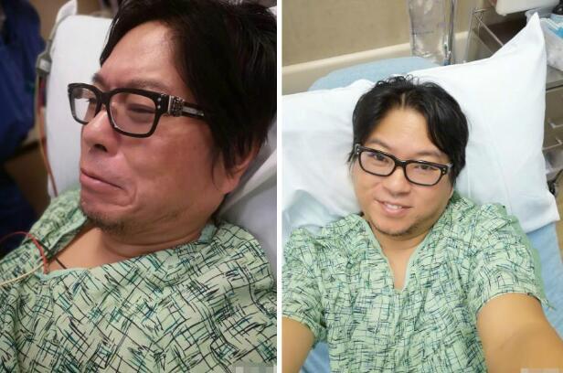 高晓松遭丁香医生diss 网友不明就里还以为他在做永久脱毛逗趣十足