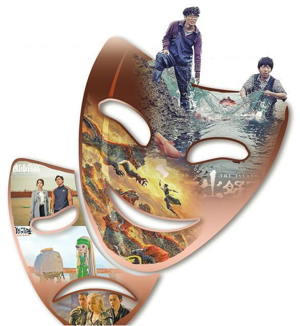 """2018暑期档上演""""戏精的诞生"""" 20余部电影改期 票房出现断崖式下滑"""