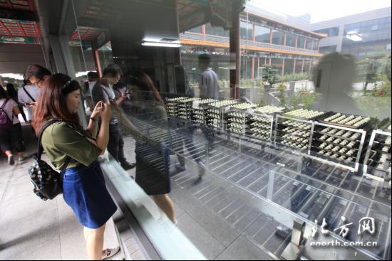 """小包子大学问 天津名吃""""狗不理""""打开采风团味蕾"""