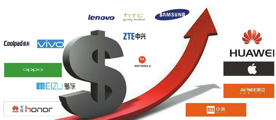 千元机成为过去,万元机或成常态——揣个手机就是万元户