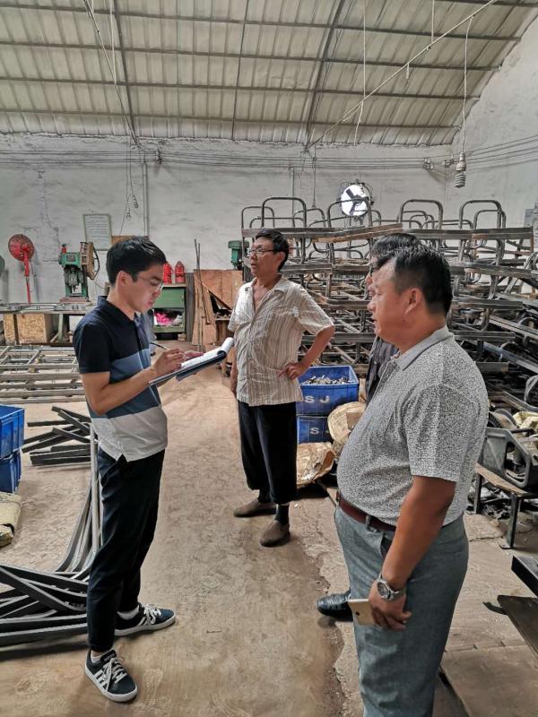 济南市开展第二次全国污染源普查清查质量核查工作