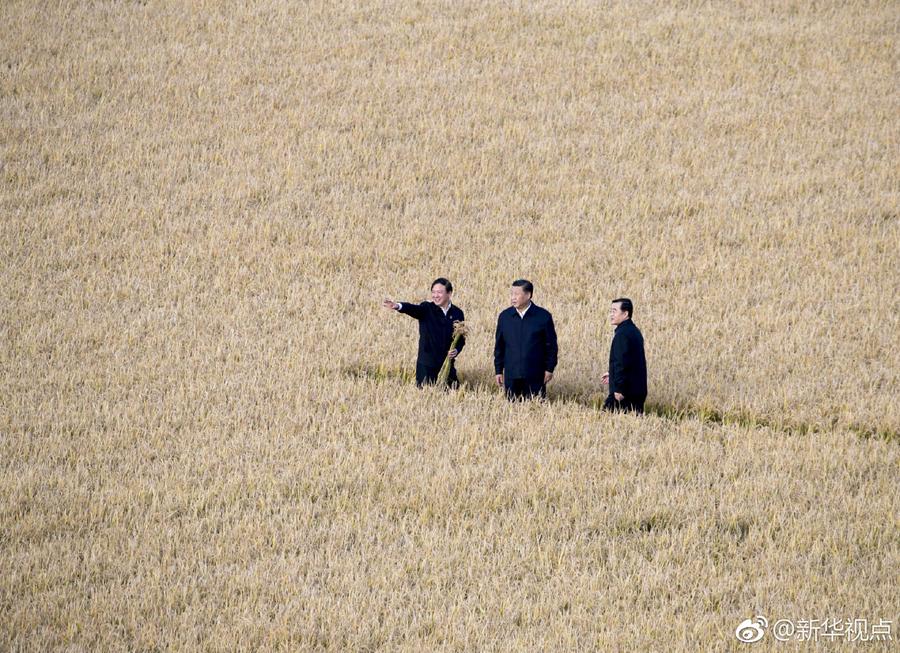 习近平在黑龙江考察,首站来到建...