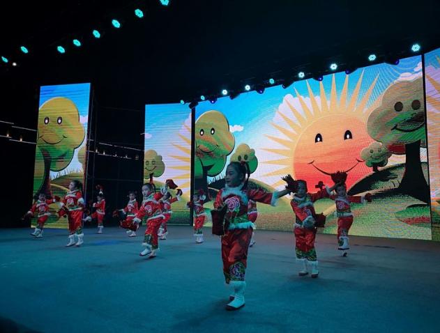 百艺齐争艳!山大路街道文化展演有歌有舞更有情
