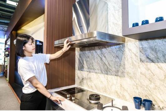 卡萨帝光动能套系厨电北京发布