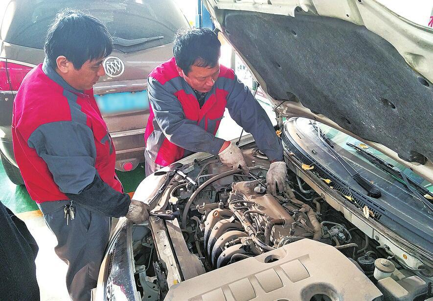 机动车排放新规拟11月起实施 尾气不达标将强制维修