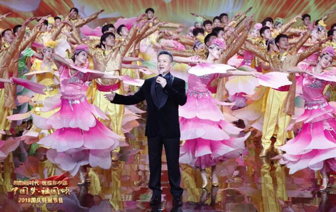 李宇春吴亦凡加盟国庆特别节目 加油男孩等唱响新时代主旋律