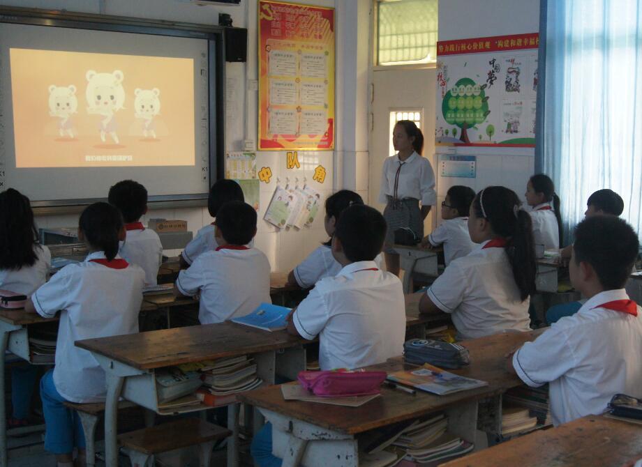 网络世界真奇妙,防范到位不烦恼——西堡小学开展网络安全宣传活动