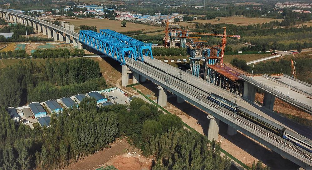 石济高铁齐河至济南东站段今起联调联试 年内携手济青高铁同步开通