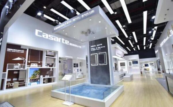 2018CIKB:卡萨帝热水器提供一站式全场景用水