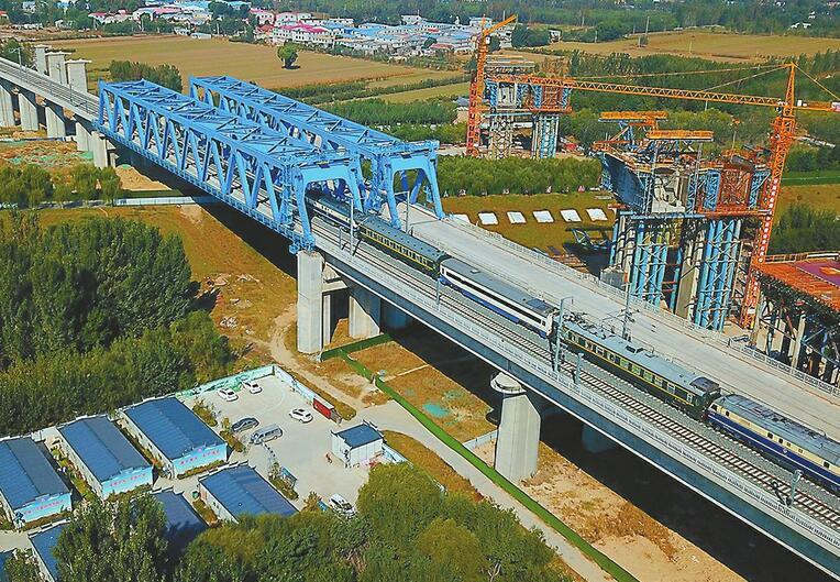 石济高铁齐河至济南段联调联试