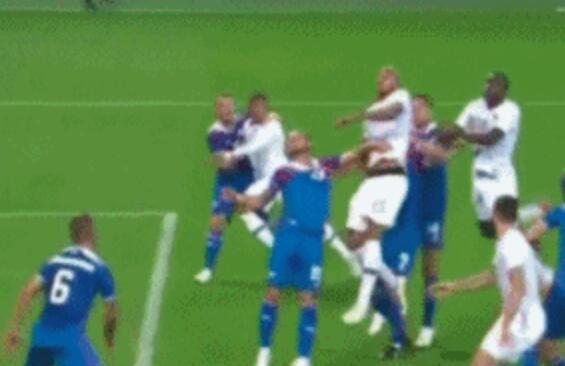 热身赛:法国2-2冰岛