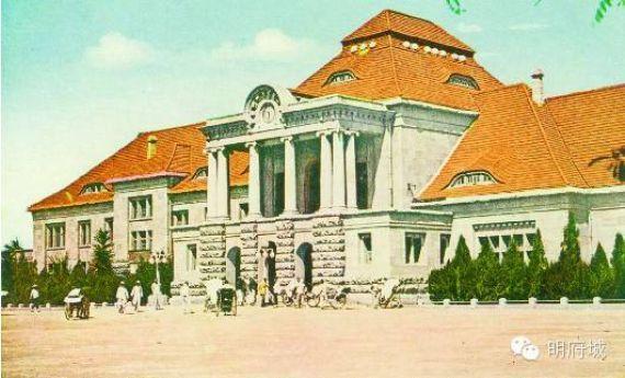 济南为何有两座老火车站▓▓?