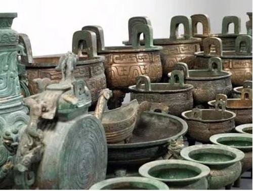 """青铜器是怎么被""""绿""""的"""
