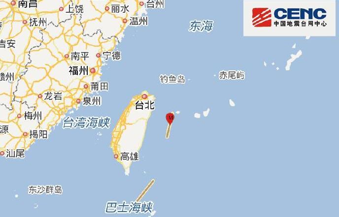 台湾6.0级地震 地震来临需找有支撑物格局较小的地方躲避