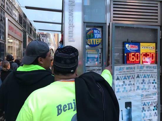 只花3美金就能暴富!一人独享16亿美元 这款神奇的彩票连外国人都来买