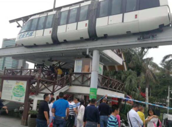 这就是真相!欢乐谷列车相撞究竟怎么回事?