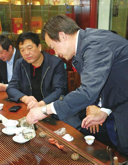 济南以茶为媒携手湘西书写脱贫故事