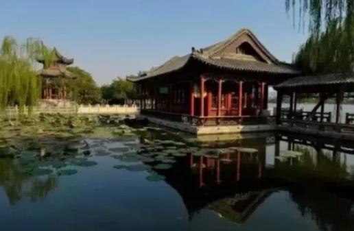 有故事有文化,到大明湖不得不看的九大景!