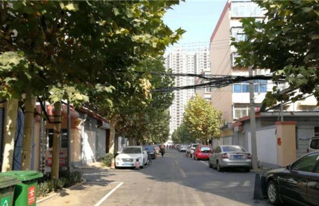 旧貌换新颜 看全福街道老旧小区改造