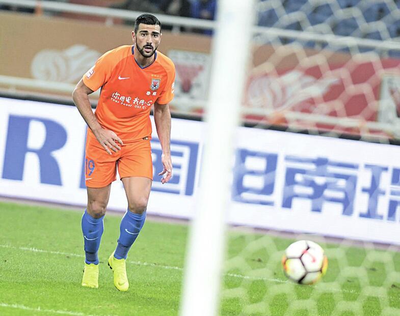 最后一个主场险胜苏宁 鲁能3年后再夺联赛季军