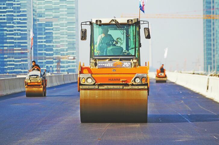 北园大街快速路西延工程用上了港珠澳大桥技术