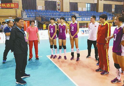 青岛省运会闭幕 济南竞技水平整体稳步提升