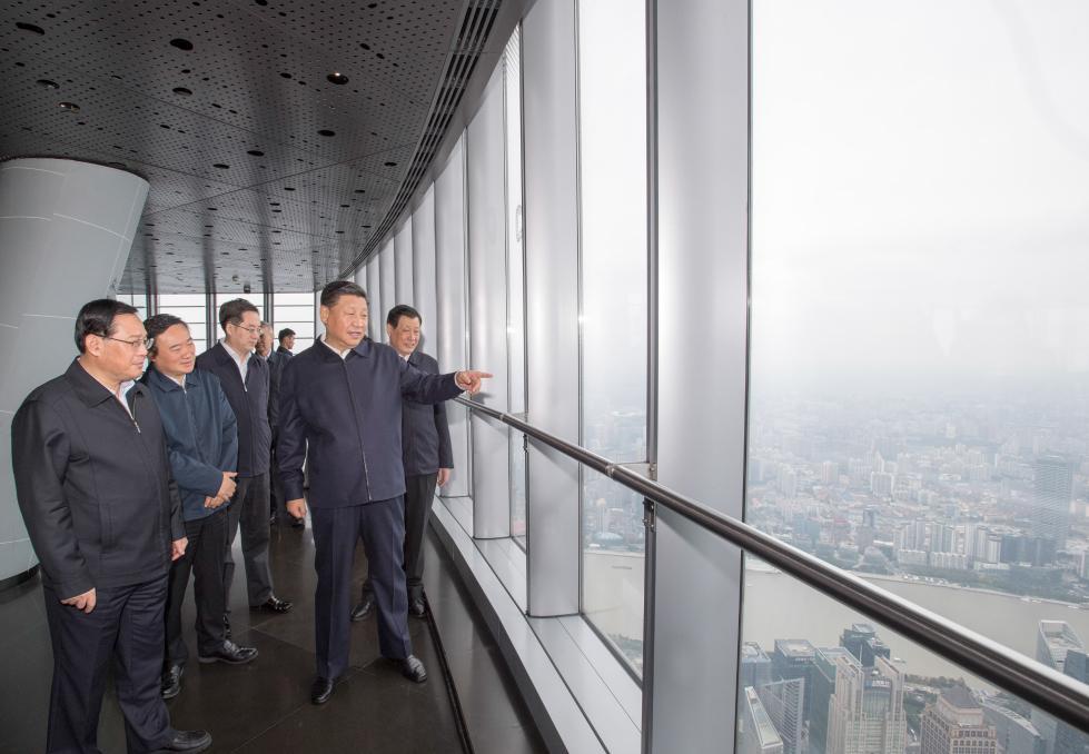 习近平时隔一年再来上海,读懂此行有5大看点