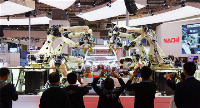 从首届中国国际进口博览会看全球合作发展新趋势