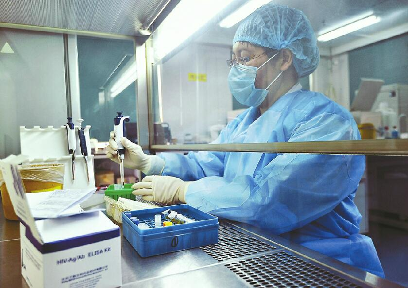 """""""世界艾滋病日""""前夕 记者探访济南艾滋病治疗定点医院"""