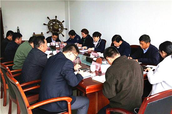 历下区领导督导全区农村产权制度改革工作