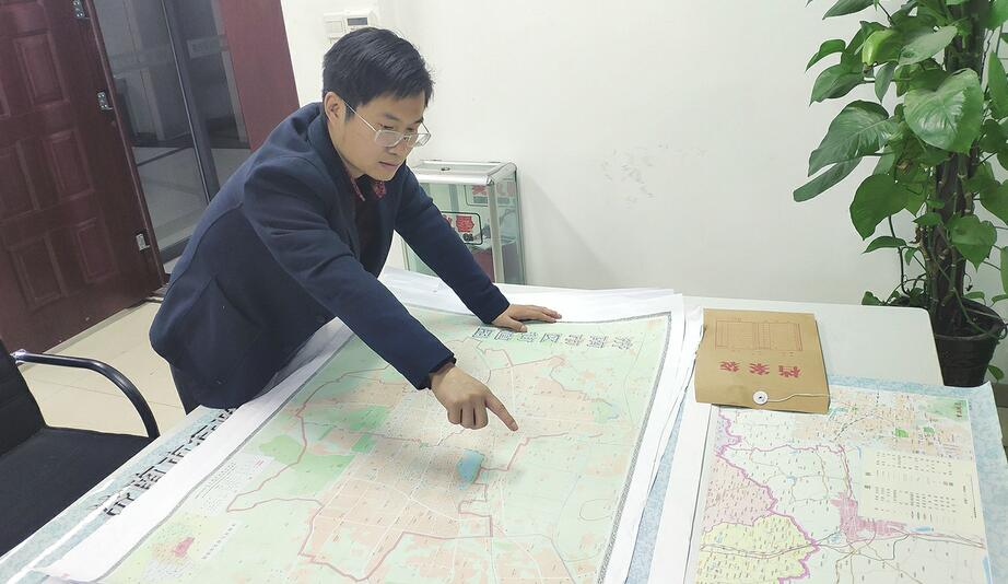 改革开放40年 济南变化说不完 小地图折射城市大变迁