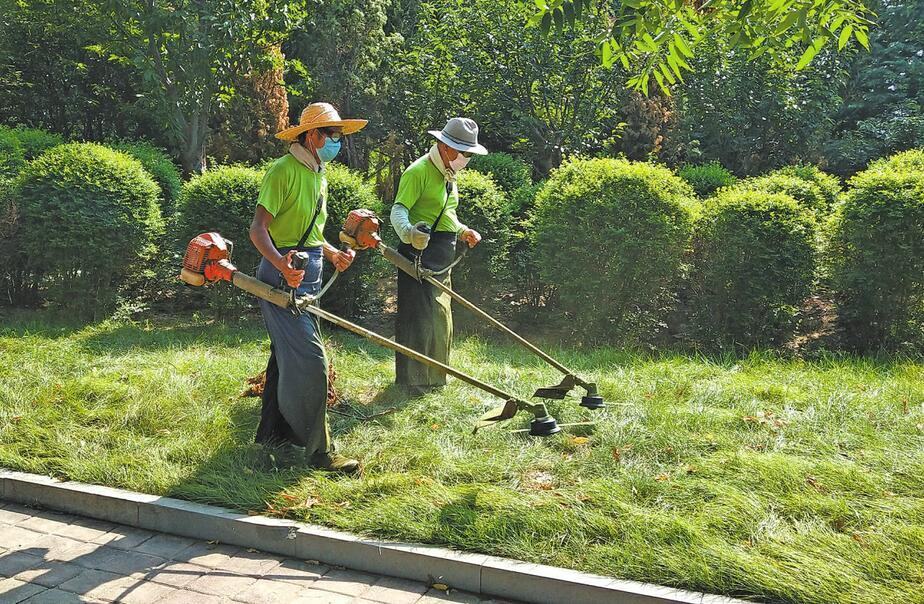 章丘园林局以园林大绿化推动生态大提升
