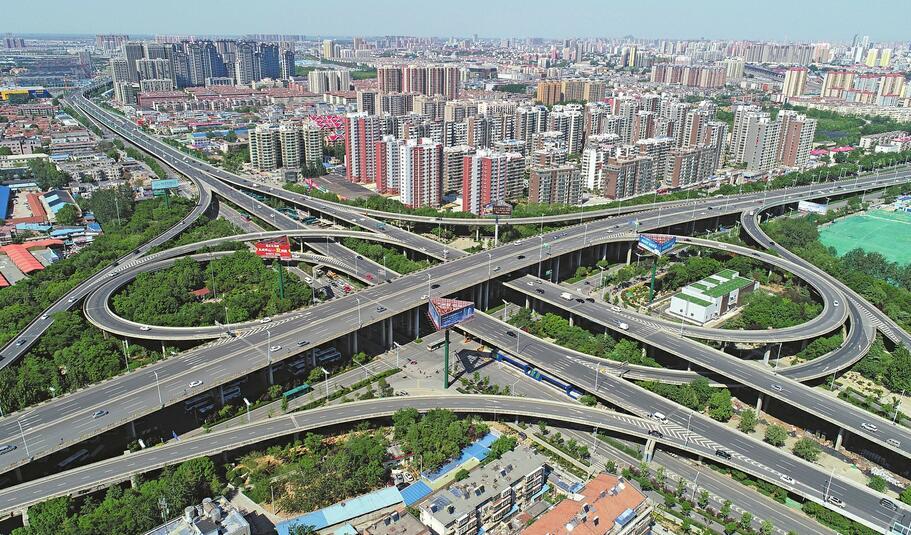 """三十而""""立"""",""""桥""""见济南"""