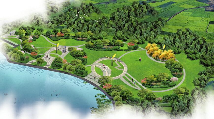 颗颗绿钻镶嵌济南城 全市今年累计拆违建绿93.45 万平方米