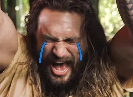 还是个宝宝?海王经常在片场哭是怎么回事?简直是