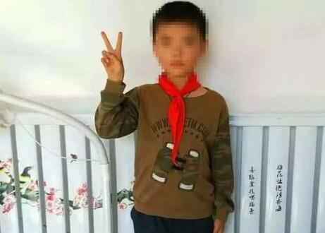 7天后发现尸体!男孩走失38天身亡 10岁男孩下楼扔垃圾如何死的?