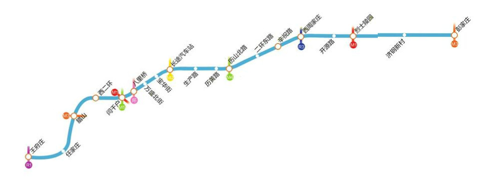 """获批!R2线新增加了5个站点 共设站19座 增""""长途汽车站""""站点"""
