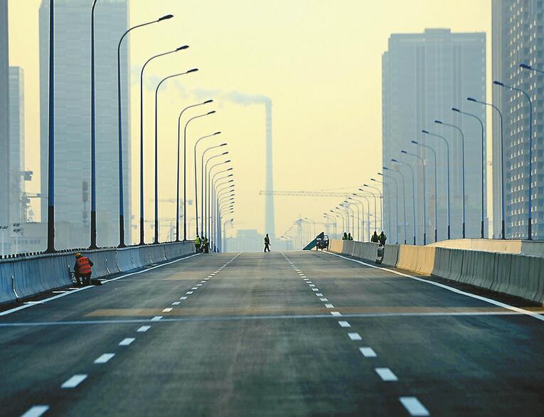 """北园大街快速路西延、凤凰路隧道、35条瓶颈路、2条国道——这些路""""商量""""好了,明天集体通车"""