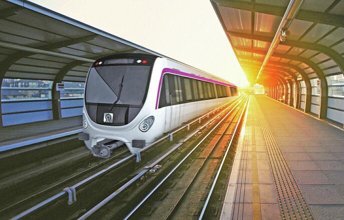 济南致力培育千亿级轨道交通产业链