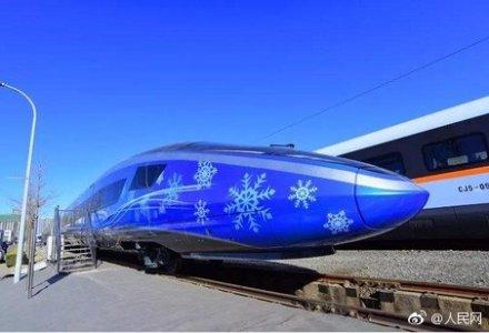 填补空白!复兴号将自动驾驶 将在京张高铁首次得到应用