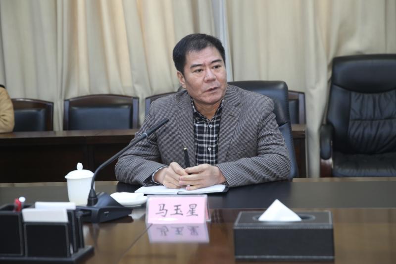 马玉星同志召开专题会议研究芙蓉街改造提升有关工作