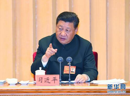 习近平在中央军委军事工作会议上强调 在新的起点上做好军事斗争准备工作 坚决完成党和人民赋予的使命任务