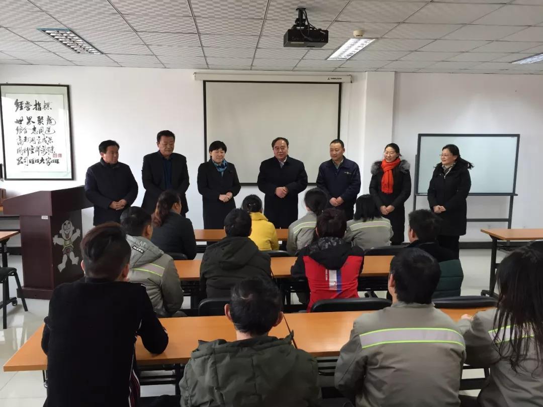 历下—永顺一家亲!区人社局走访慰问湘西永顺县扶贫安置人员
